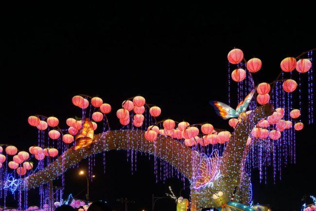 2016年台湾ランタンフェスティバル