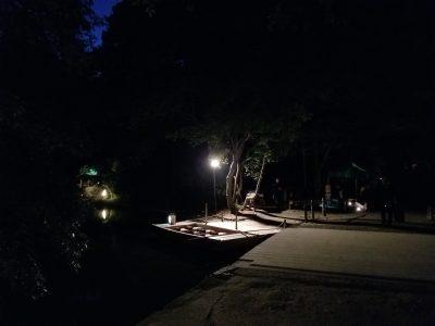 南湖周遊和船乗り場